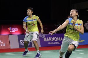 Hasil BWF World Tour Finals - Drama 94 Menit Warnai Kemenangan Greysia/Apriyani