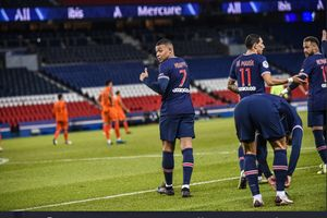 Hasil Liga Prancis - Mbappe-Neymar-Icardi Pesta Pora, PSG Cetak 3 Gol dalam 3 Menit