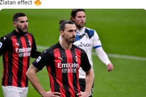 AC Milan dalam Sorotan Pelatih Inter Milan Soal Zlatan Ibrahimovic
