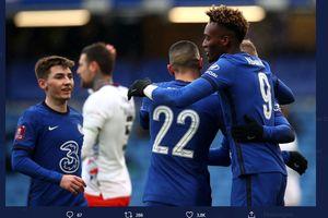 Hasil Piala FA - Tammy Abraham Hattrick dan Kepa Blunder, Chelsea Singkirkan Klub Divisi 2