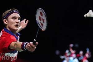 Demi Juara Swiss Open 2021, Viktor Axelsen Minta Bantuan Kopassus Denmark