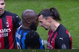 Terungkap Apa yang Dikatakan Ibrahimovic dan Lukaku ketika Bertengkar