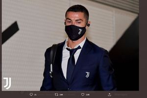 LINK LIVE STREAMING Coppa Italia Juventus vs SPAL - Ronaldo Absen, Pirlo Ajak Bocah 18 Tahun