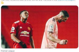 Viral! Aksi Konyol Anthony Martial di Momen Gol Kedua Sheffield United