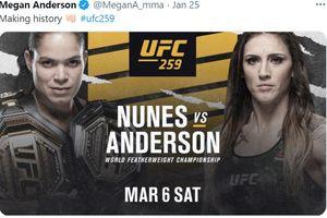 UFC 259 - Bos UFC Wanti-wanti Ratu UFC agar Tak Dihantam Truk