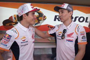 Jorge Lorenzo Sebut Repsol Honda Tetap Melempem Meski Marc Marquez Kembali di MotoGP 2021