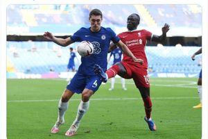 Susunan Pemain Liverpool vs Chelsea - Fabinho Kembali, Sadio Mane Siap Cetak Gol Lagi