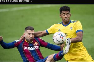 Barcelona Vs Real Madrid - El Barca Terancam Tanpa 1 Pilar Andalan di El Clasico Jilid Pertama