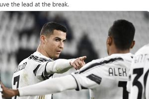 Juventus Pesta Gol di Kandang, Cristiano Ronaldo Ukir Rekor Langka