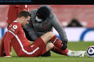 Gawat, Liverpool Bakal Ditinggal Jordan Henderson Selama Dua Bulan