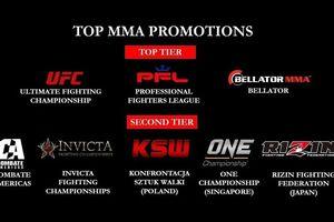 Tahta UFC Terancam! Bisa Digusur Oleh Ajang Ini dalam Waktu Dekat