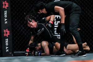 Hasil ONE Championship: Fists of Fury - Adik 2 Juara Dunia Paling Top