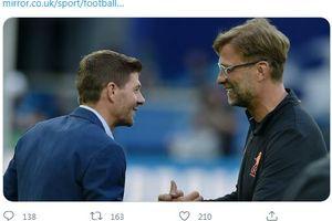 Sukses Bersama Rangers, Steven Gerrard Bakal Ganti Juergen Klopp?