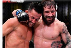 Hasil UFC Vegas 20 - Punisher Berhasil Balas Kekalahan dari Tukang Teror