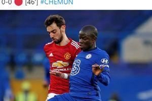Ditahan Imbang Chelsea, Manchester United Masih Melempem Lawan Raksasa Liga Inggris