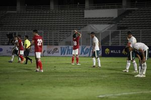 Unik! 2 Gol Timnas U-22 Indonesia ke Gawang Tira Persikabo Identik dengan Gol di Gim Internal
