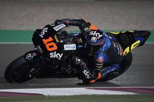 Adik Valentino Rossi Kejutkan Satu Tim MotoGP di Shakedown Test