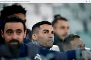 Juventus Vs Porto - Cristiano Ronaldo Panggul Beban Berat Bianconeri