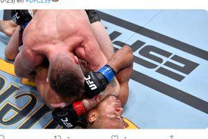 Hasil UFC 259 - Pecundang Raja Kelas Terbang Akhirnya Bisa Menang Beruntun