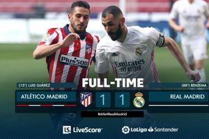 Malam Ini Atletico Bisa Juara Liga Spanyol, Real Madrid Siap-siang Nangis
