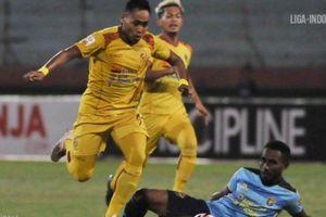 Sriwijaya FC Pastikan Ambil Bagian di Ajang Piala Wali Kota Solo