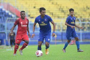Batal, Manajemen Arema FC Klarifikasi tidak Ada Uji Coba Lawan AHHA PS Pati