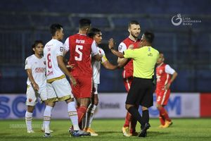 Lolos Semifinal Piala Menpora 2021, Persija Jakarta Sesumbar Soal Misi Balas Dendam