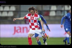 Berita EURO 2020 - Kroasia Masih Andalkan Veteran Piala Dunia 2018