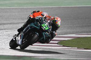 Cedera Lutut, Franco Morbidelli Absen pada MotoGP Belanda 2021