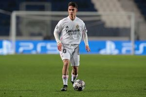 Susunan Pemain Granada vs Real Madrid - Lini Belakang Darurat, Bek 19 Tahun Jadi Starter