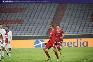 PSG Vs Bayern Muenchen - Thomas Mueller Kritik Keputusan Wasit
