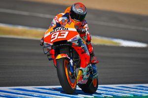 Jangan Kaget, Marc Marquez Langsung Podium di MotoGP Portugal 2021