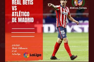Link Live Streaming Real Betis Vs Atletico Madrid pada Liga Spanyol
