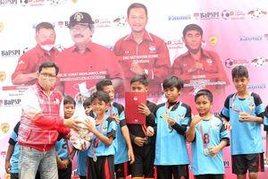 Cari Bibit Timnas, BAPSPI Adakan Miniatur Festival Sepak Bola Indonesia