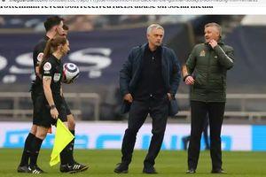 Jose Mourinho Kecam Komentar Ole Gunnar Solskjaer soal Son Heung-min