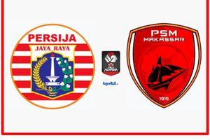 Hasil Semifinal Piala Menpora 2021 - Marco Motta Diusir, Persija Getir