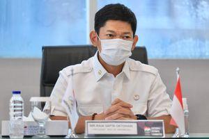 NOC Indonesia Bangun Koordinasi dengan KBRI Tokyo untuk Mobilisasi Suporter pada Olimpiade