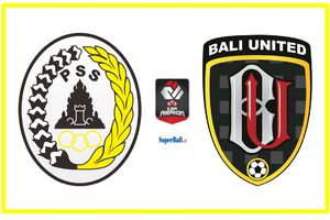 Hasil Piala Menpora 2021, Bali United Gempur PSS Sleman Tanpa Henti