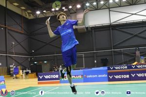 Tunggal Putra Ranking 106 Dunia Ingin Juara All England Open Gara-gara Lee Zii Jia