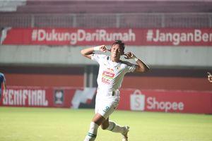 Tak Berhenti Cetak Gol di Semifinal Melawan Persib, Pelatih PSS Sleman Komentari Saddam Gaffar
