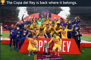Kangkangi Manchester United dan Real Madrid, Barcelona Jadi Klub Paling Berharga Sedunia