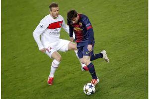 Gara-gara Lionel Messi, David Beckham Pilih Pensiun Bersama PSG