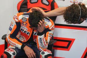 Marc Marquez Singkap Momen Paling Berat pada MotoGP Portugal 2021