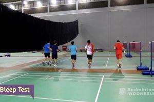 Ganda Putra Indonesia Jalani Tes Fisik, Herry IP: Masih Ada Atlet yang Belum Penuhi Standar