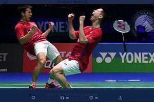 Malaysia Open 2021 Ditunda, Marcus/Kevin Gagal Ketemu Ganda Putra Terbaik Malaysia