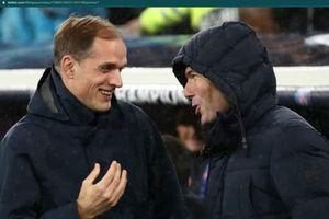 Di Hadapan Tuchel, Zidane 6 Kali Kehilangan Wibawa