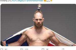 Jiri Prochazka Terima Jadi Ban Serep Jan Blachowicz di Laga UFC 266