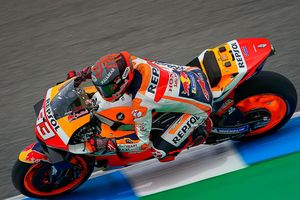 Kemenangan Bukan Prioritas Marc Marquez pada MotoGP Prancis 2021