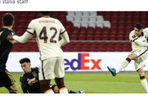 Prediksi Line-up AS Roma Vs Manchester United - I Giallorossi Kebal Tekanan Kesankan Mourinho, Solskjaer Istirahatkan Pemain Inti