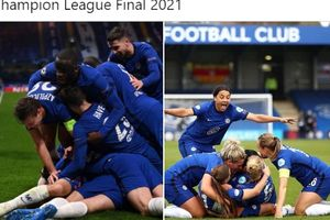 Tim Laki-laki dan Perempuan Kompak Lolos Final, Chelsea Cetak Sejarah di Liga Champions
